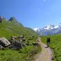 憧れていた風景は、こういう風景だった。幼い頃からずっと、いつか行ってみようと思っていた…。<エンゲルバーグ周辺――スイス>