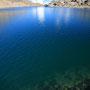 水はこの世で一番美しい物質ではないだろうか。どんな宝石の輝きよりも、澄んだ水の色が僕の心を惹きつける。清い水があれば、それだけでその風景は完璧だ。汚すものは人工物のみ。<Aosta-ITALIA>