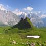 ドキドキする光景。人が想像するどんな景色よりも、地球の景色は美しく、雄大で、不思議だ。<グリンデルワルト周辺――スイス>