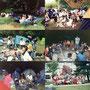 日本全国から風来坊たちが集まってくる場所。まさしく旅人達の聖地。「富良野 鳥沼キャンプ場」                毎年7月28,29日に行われる「北海へそ祭り」の時期は、テントでキャンプ場が埋まった。                 この青春の思い出の地も、現在は閉鎖され、旅人たちの姿も消えてしまった。                         (右上の写真のみ浜ちゃん撮影)                                      富良野 北海道