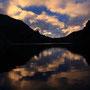 雲の迷宮を造り上げた夕暮れ時の光景。良い写真を撮るには、良い光景に巡り会うこと。僕が綺麗な写真を撮れるのは、良い光景に巡り会っているからであり、技術による努力ではない。<Lofoten-NORWEY>