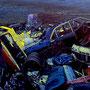 Pollution • 2012 • Öl auf Leinwand • 100 x 160