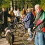 """Mit dem Fahrrad rund um die """"Rote Lache"""""""