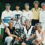 Die Damen40-Mannschaft