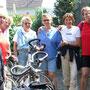 Bei der Pamina-Radtour