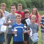 Die Gewinner bei den Jugendclubmeisterschaften