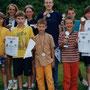Die Sieger der Jugendclubmeisterschaften