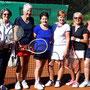 Die Damen60-Mannschaft