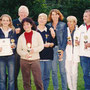 Die Sieger der Clubmeisterschaften