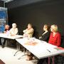 Barbara Tribelhorn, Beat Brechbühl, Irène Bourquin, Thomas Heckendorn, Veronika Suter, Jolanda Fäh, Ruth Loosli. (Foto: Martin Steiner)