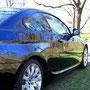 BMW E92 Coupe mit dem neuen BLACK Wachs von Chemical Guys