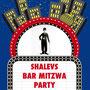 Bar Mitzwah-Einladung