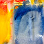 Regenbogen – Aquarell nass-in-nass