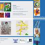 Flyer Jüdisches Kunstatelier Omanut: Gestaltung & Fotos