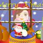 クリスマスプレゼント(クリスマスカード)