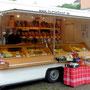 Marktwagen in Wuppertal