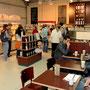 Hutzel-Verkauf im Campus-Center
