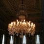 ドルマバフチェ宮殿のシャンデリア