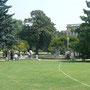 ドルマバフチェ宮殿の庭園