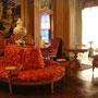 ドルマバフチェ宮殿室内