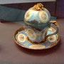 ドルマバフチェ宮殿の展示物