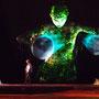 水舞間(The House of Dancing Water) 映像とステージの融合