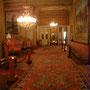 ドルマバフチェ宮殿廊下