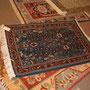 トルコ、イスタンブールの絨毯屋さん