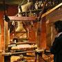 """Musée Gadagne, métier """"à la grande tire"""", utilisé jusqu'à l'invention de la mécanique jacquard."""