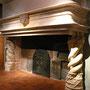 Musée Gadagne, cheminée Renaissance