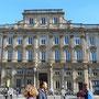 Place des Terreaux, musée des Beaux-arts, entrée principale