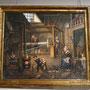 Musée Gadagne, Intérieur d'atelier de canuts, Alexis, XIXe s.