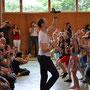 Tanzfest VS Esslimger Hauptstraße Juni 2014