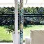COLONNA DELLA GIOIA, mosaico in smalti vetrosi e pietre naturali / Leonardo Pecoraro