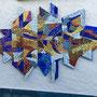 NATURA E SPLENDORE, mosaico in smalti vetrosi e pietre naturali / Leonardo Pecoraro