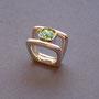 925/- Silber, Peridot