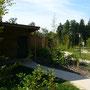 Ambiance des accès aux cottages des Trois Forêts