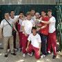 CAMPEONES PRIMAVERA. JUNIOR MASCULINO B 2005-2006