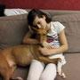 Jana adoptée par Sandrine