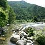 Argentina Fluss in Badalucco