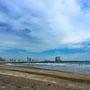 2015年9月南相馬市の海