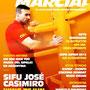 Portada Revista Acción Marcial - Sifu Casimiro