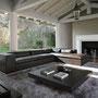 Das Sofa Plan: 24 oder 30cm breite Armlehnen, klappbarer Rücken