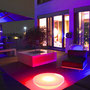 Moree: farbige LED Aussenleuchten