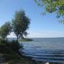Pereslawl-Salesski liegt am südöstlichen Ufer des Pleschtschejewo-Sees