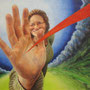 Gegen den Strich, 2012, 63x49cm