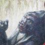 Gorilla, 2012, 50x66cm