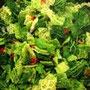 Wirsing-Weizen-Gericht