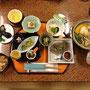 南山荘懐石料理