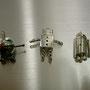 [ Qual è il tipo? ] 2007 atomizer pendant top material: brass